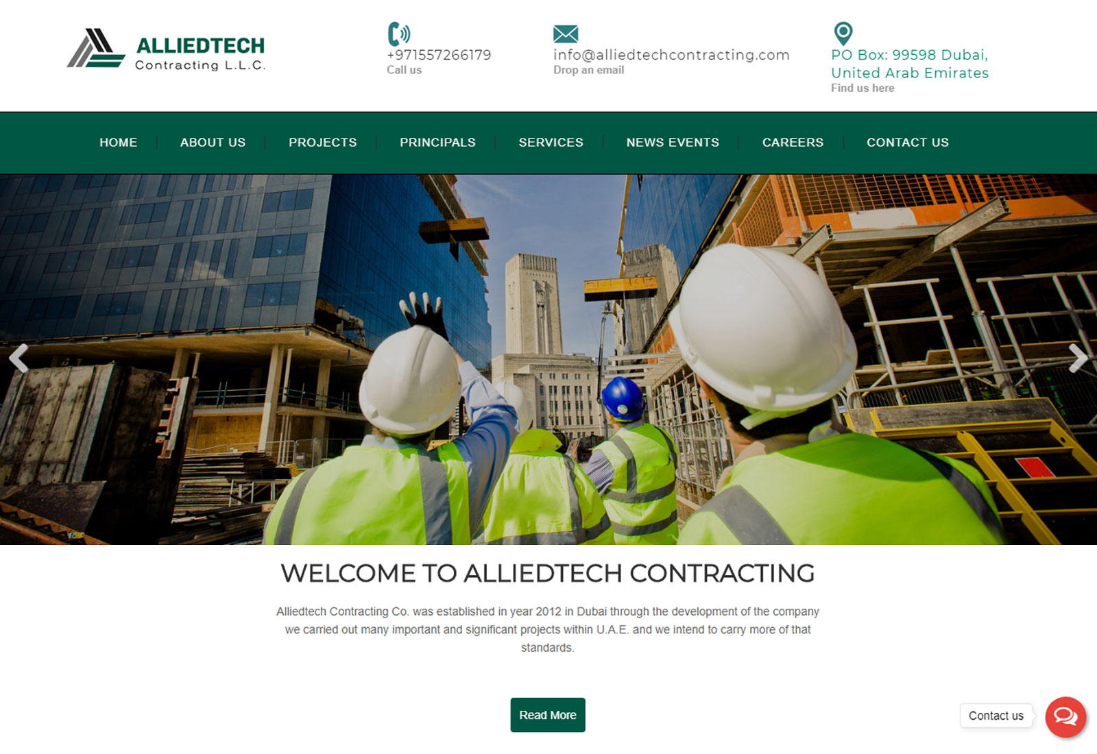 Alliedtech Contracting